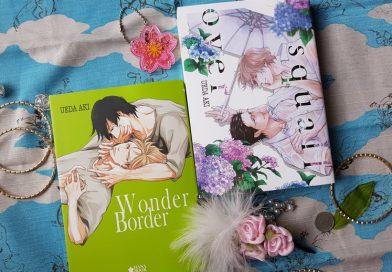Aki Ueda : Wonder border et Over squall