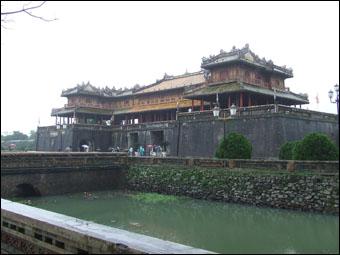 hue : la citadelle