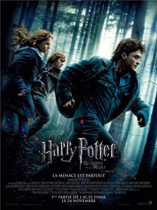 harry potter 7 affiche partie 1